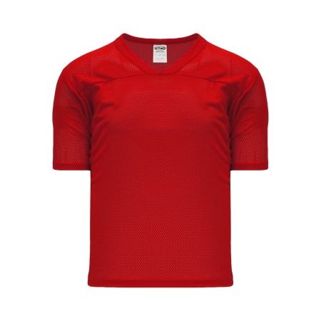 TF151 Touch Football Jersey - Red