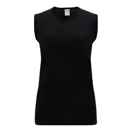 V635L Women's Volleyball Jersey - Black