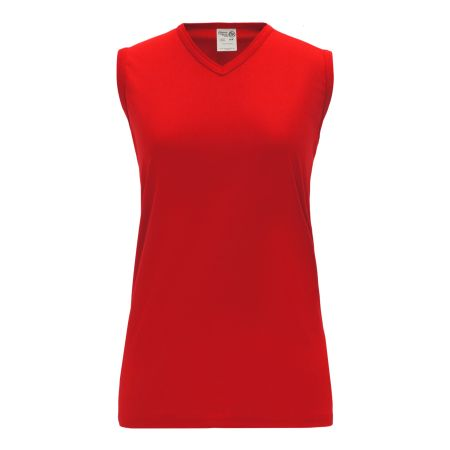 V635L Women's Volleyball Jersey - Red