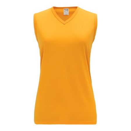 V635L Women's Volleyball Jersey - Gold
