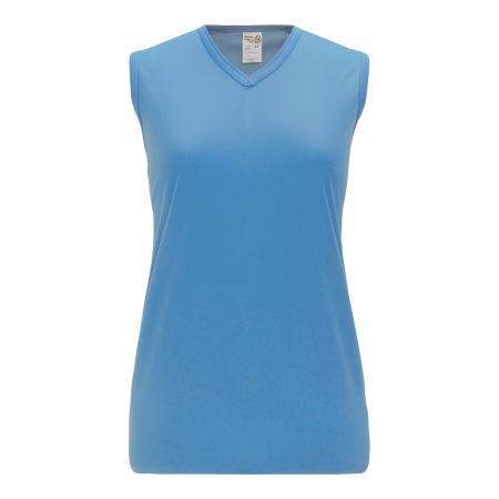 V635L Women's Volleyball Jersey - Sky Blue