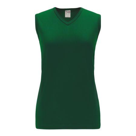 V635L Women's Volleyball Jersey - Dark Green