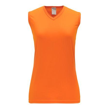 V635L Women's Volleyball Jersey - Orange