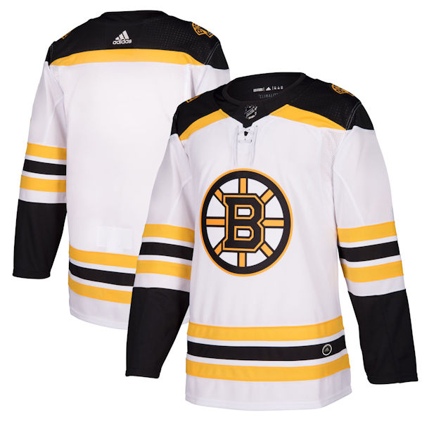 Adidas Authentic Boston Bruins Jersey - Away