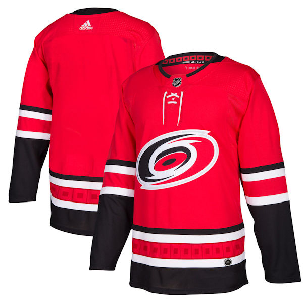 Adidas Authentic Carolina Hurricanes Jersey - Home