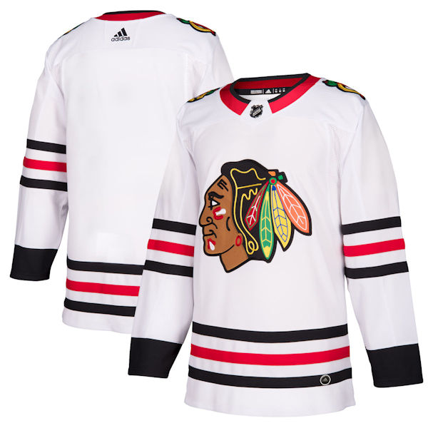 Adidas Authentic Chicago Blackhawks Jersey - Away