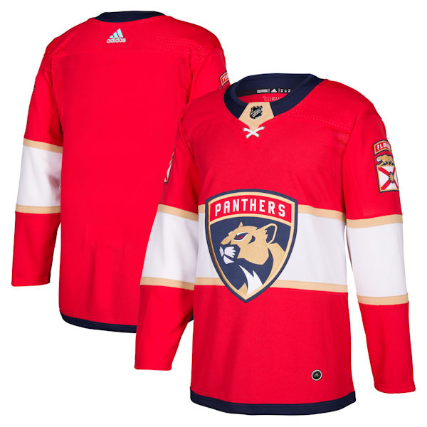 Adidas Authentic Florida Panthers Jersey - Home