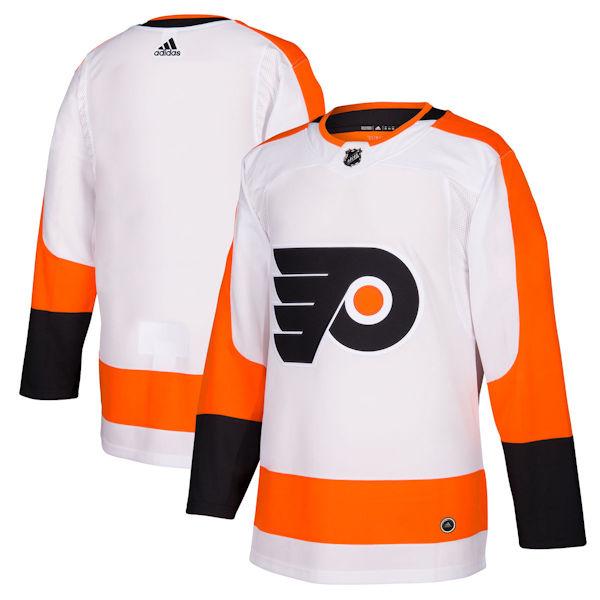 1e9804703 Adidas Authentic Philadelphia Flyers Jersey - Away