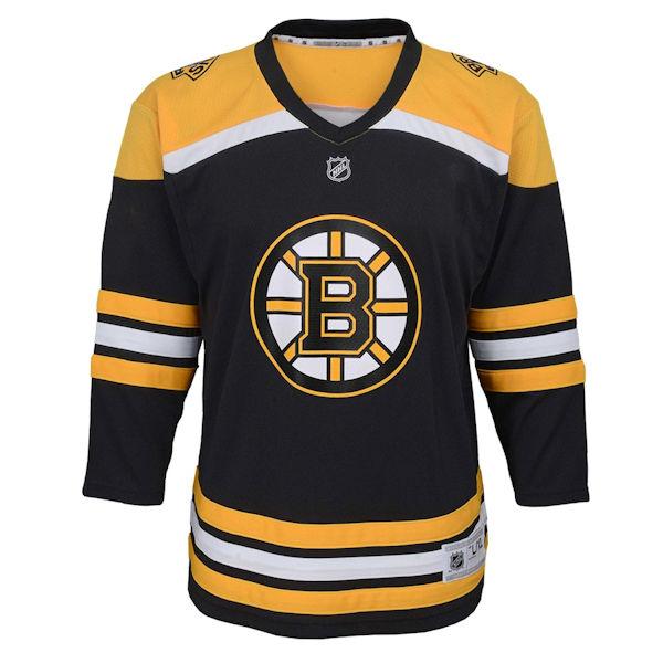 Chandail Junior Réplique Boston Bruins Local