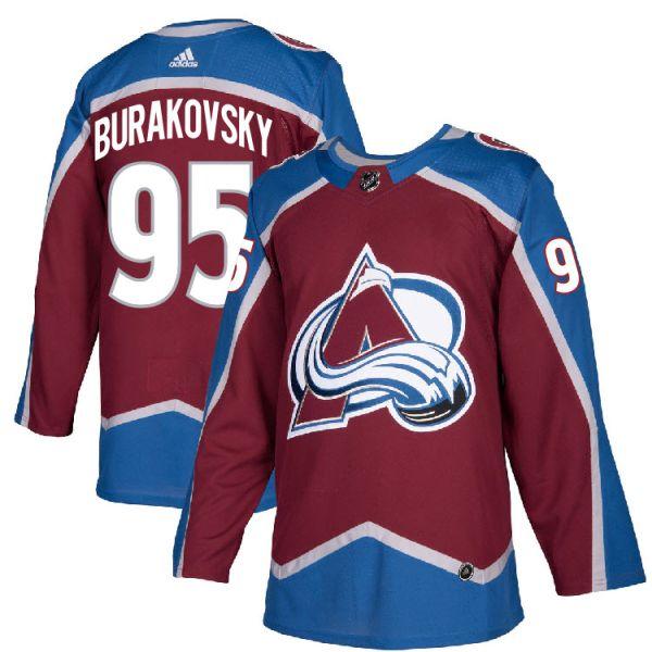 colorado avalanche custom jersey