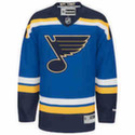 Pro Customized - ANY NAME - St. Louis Blues Jersey - RBK Premier - Blue