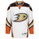 Pro Customized - ANY NAME - Anaheim Ducks Jersey - RBK Premier - White