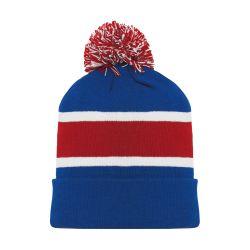 A1830 Hockey Toque - New York Rangers Classic Royal