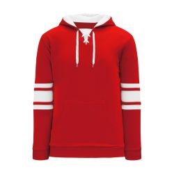 A1845 Apparel Sweatshirt - Red/White