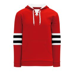 A1845 Apparel Sweatshirt - Chicago Red
