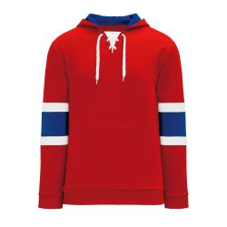 A1845 Apparel Sweatshirt - Montreal Red
