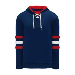 A1845 Apparel Sweatshirt - Navy/Red/White