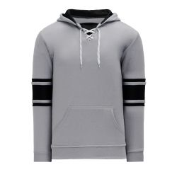 A1845 Apparel Sweatshirt - Heather Grey/Black