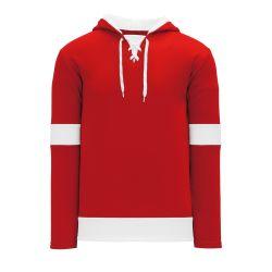 A1850 Apparel Sweatshirt - Detroit Red
