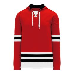 A1850 Apparel Sweatshirt - Chicago Red