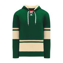 A1850 Apparel Sweatshirt - 2009 Minnesota 3Rd Dark Green