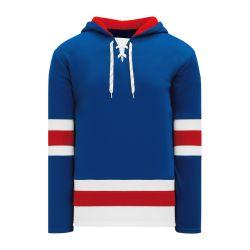 A1850 Apparel Sweatshirt - New York Rangers Classic Royal