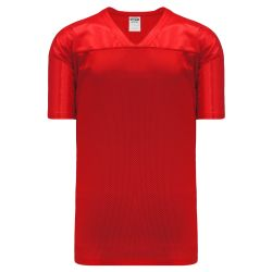 F810 Pro Football Jersey - Red