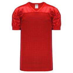 F820 Pro Football Jersey - Red