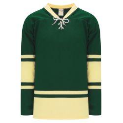 H550BK Pro Hockey Jersey - 2004 All Star Dark Green