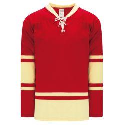 H550BK Pro Hockey Jersey - 2004 All Stars Red