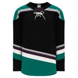 H550B Pro Hockey Jersey - 2018 Anaheim 3rd Black