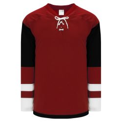 H550B Pro Hockey Jersey - 2015 Arizona Av Red