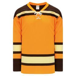 H550BK Pro Hockey Jersey - Boston Winter Classic Gold