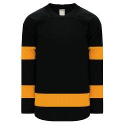 H550B Pro Hockey Jersey - Boston Winter Classic Black