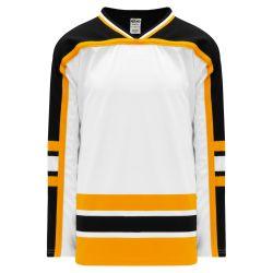 H550BK Pro Hockey Jersey - Boston White
