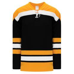 H550BK Pro Hockey Jersey - Vintage Boston Black