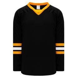 H550B Pro Hockey Jersey - 2008 Boston 3rd Black