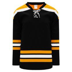 H550BK Pro Hockey Jersey - 2007 Boston Black