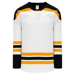 H550BK Pro Hockey Jersey - 2007 Boston White