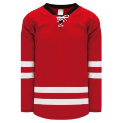 H550BK Pro Hockey Jersey - 2013 Carolina Red