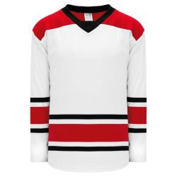 H550BK Pro Hockey Jersey - 2013 Carolina White