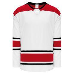 H550B Pro Hockey Jersey - 2017 Carolina White