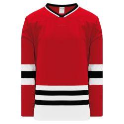 H550BK Pro Hockey Jersey - Chicago Red