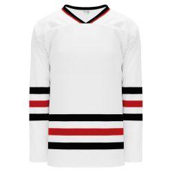 H550BK Pro Hockey Jersey - Chicago White