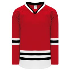 H550BK Pro Hockey Jersey - 2007 Chicago Red