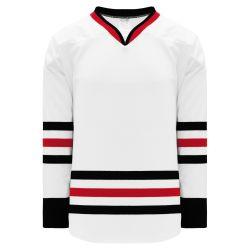 H550BK Pro Hockey Jersey - 2007 Chicago White