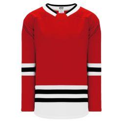H550B Pro Hockey Jersey - 2017 Chicago Red