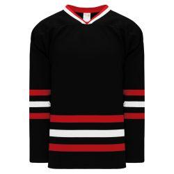 H550BK Pro Hockey Jersey - New Chicago 3rd Black