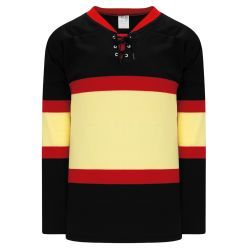 H550BK Pro Hockey Jersey - Chicago Winter Classic Black
