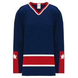 H550BK Pro Hockey Jersey - Columbus Navy